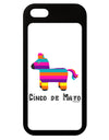 Colorful Pinata Design - Cinco de Mayo iPhone 5 / 5S Grip Case  by TooLoud