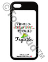 Holiday Spirit - Tequila iPhone 5 / 5S Grip Case