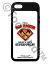 Fire Fighter - Superpower iPhone 5C Grip Case