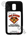 Fire Fighter - Superpower Galaxy S5 Case