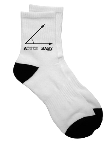 Acute Baby Adult Short Socks