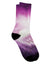 Purple Galaxy AOP Adult Crew Socks All Over Print