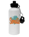 TooLoud Smile Aluminum 600ml Water Bottle