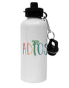 TooLoud Adios Aluminum 600ml Water Bottle