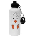 TooLoud Cute Easter Chick Face Aluminum 600ml Water Bottle