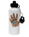 TooLoud Cardano Hero Hand Aluminum 600ml Water Bottle