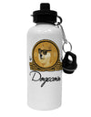 TooLoud Doge Coins Aluminum 600ml Water Bottle