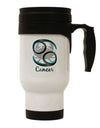 Cancer Symbol Stainless Steel 14oz Travel Mug