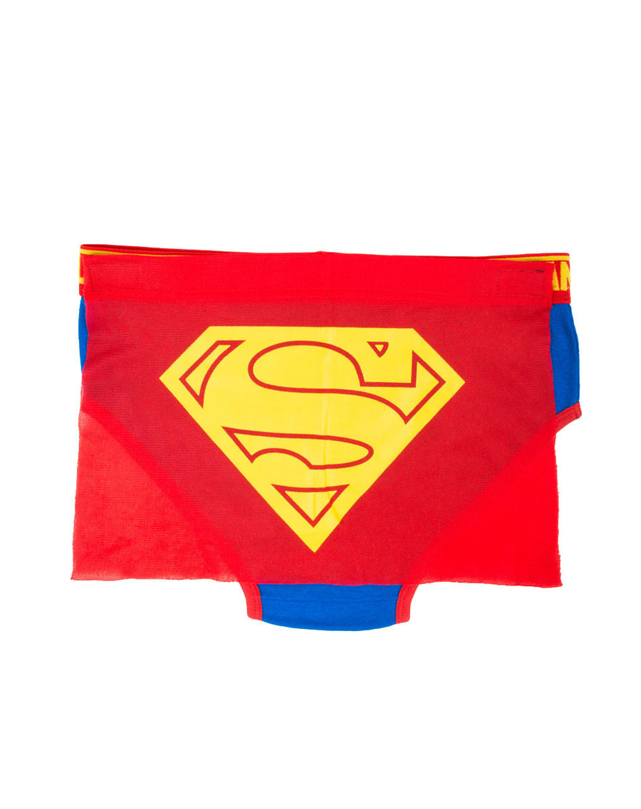 Superman Caped Brief For Men, Sexy Superhero Underwear