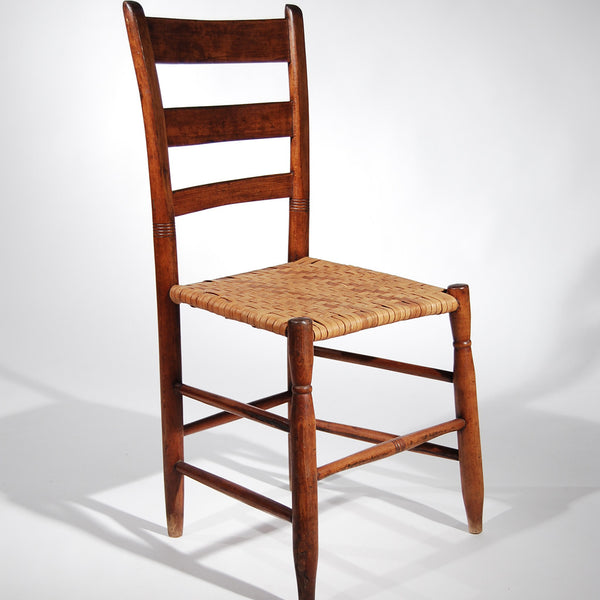 Wooden Woven Seat Chair