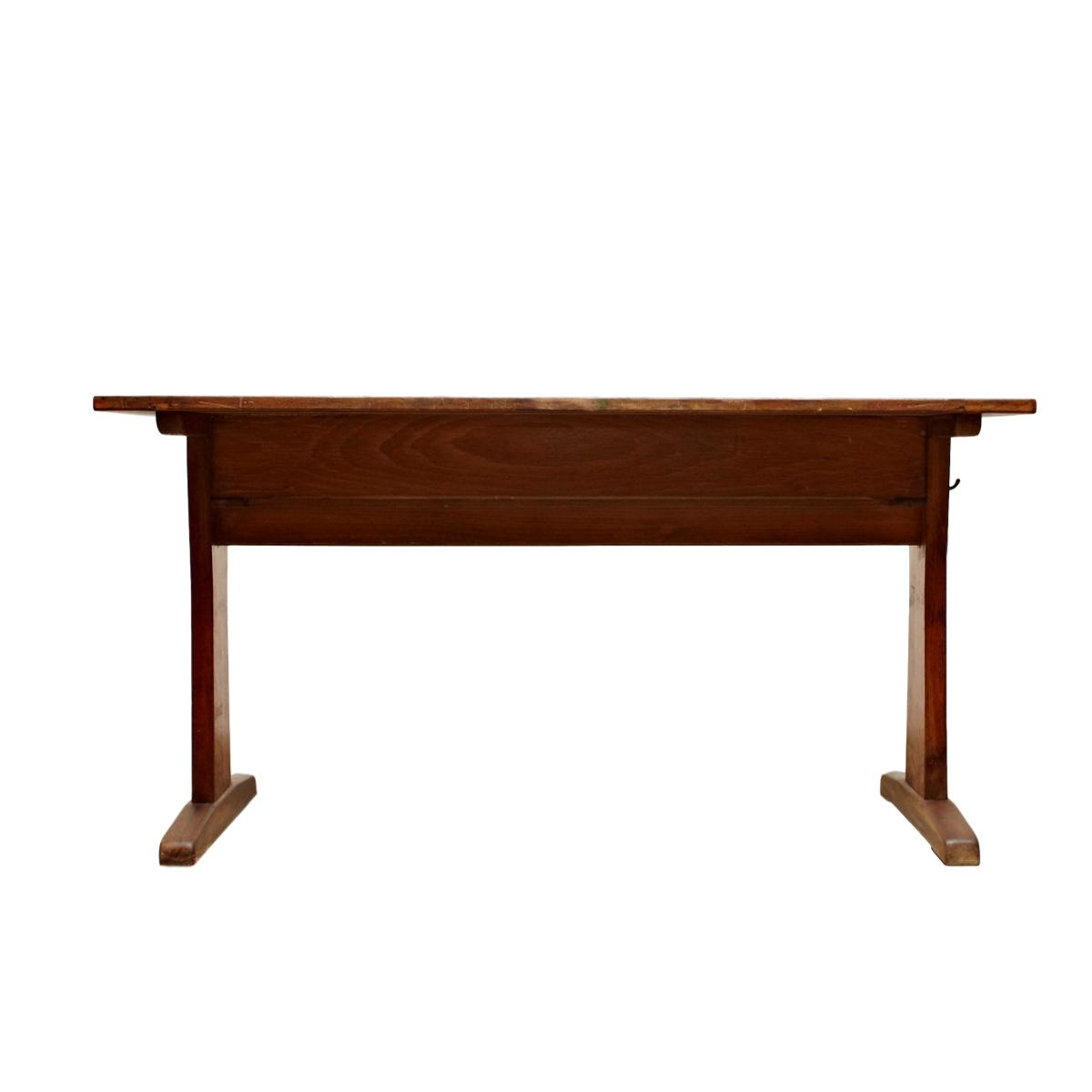 1960s Mid-Century Casala Children's School Desk in Wood, Carl Sasse
