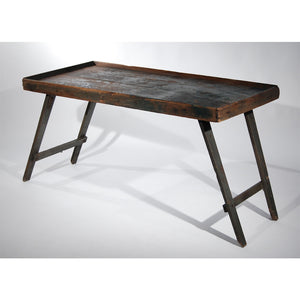 Antique Outdoor Potters Table