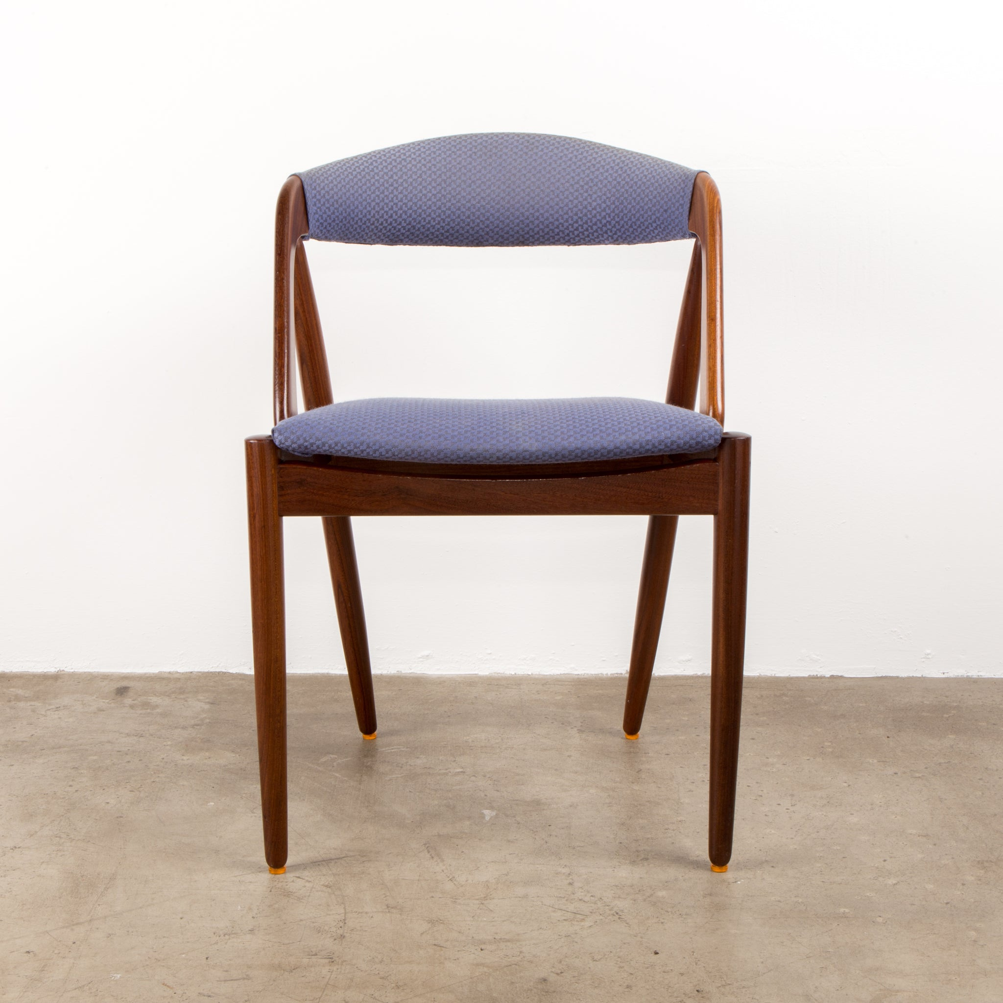 1960s Danish Kai Kristiansen Model 31 Teak Dining Chair