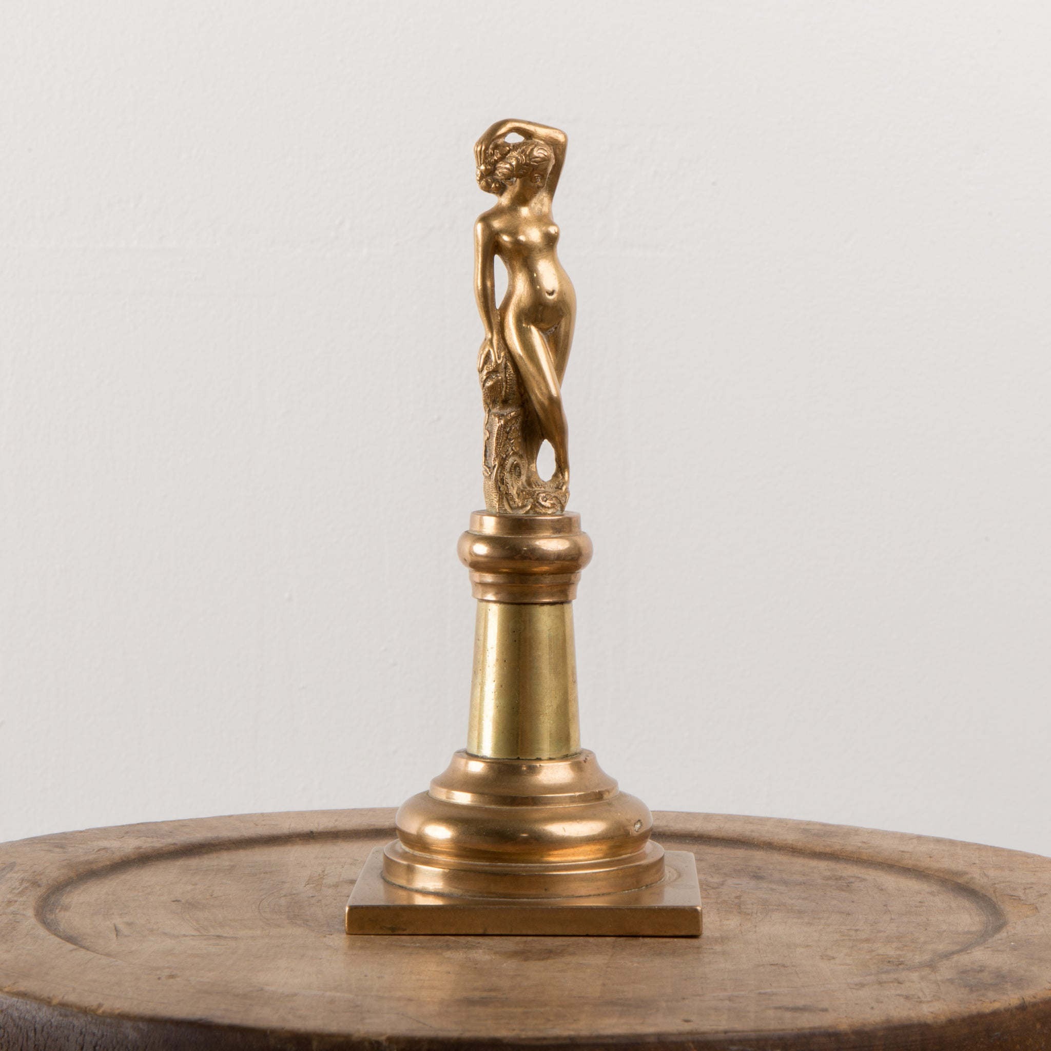 Danish art deco  Sculpture in Brass
