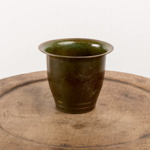 Art deco bronze green patina  by Ildfast #2