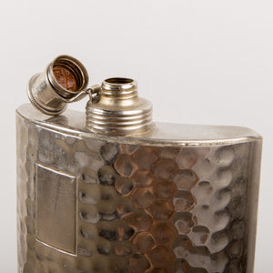 West Germany flask tin lined