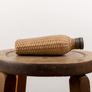 Wicker Covered Flask, circa 1920