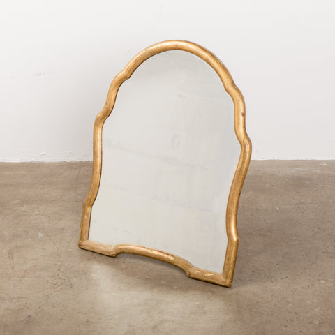 Early 20th Century French Free Standing Vanity Table Mirror