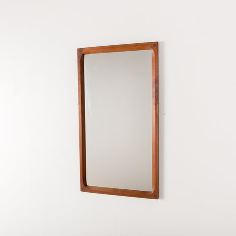 Aksel Kjersgaard Mirror in Teak by Odder in Denmark