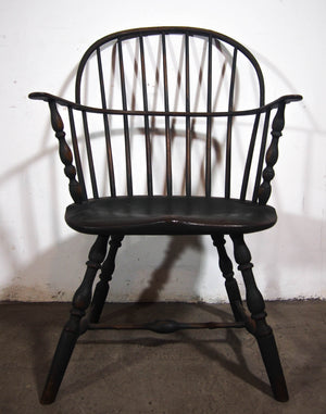 18th Century American Windsor Arm Chair