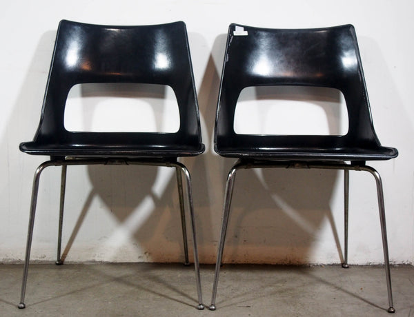 Pair of Kay Korbing Chairs