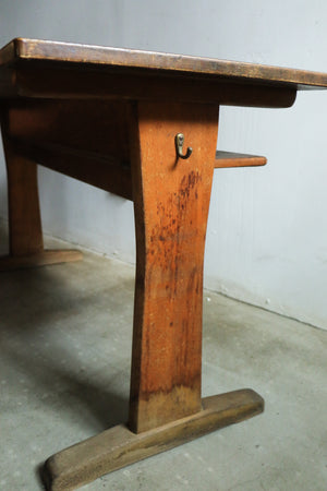 Midcentury Modern Worktable