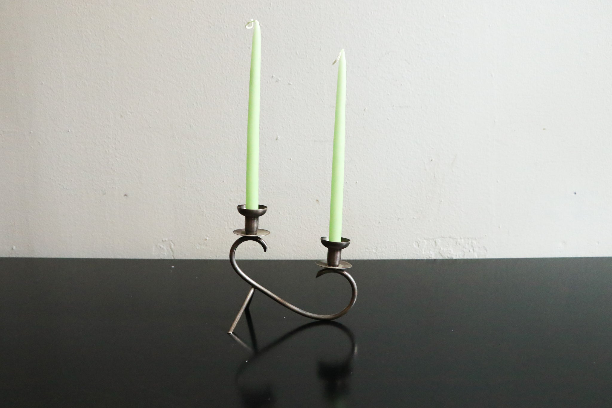 Simply Two-Tier Candleholder