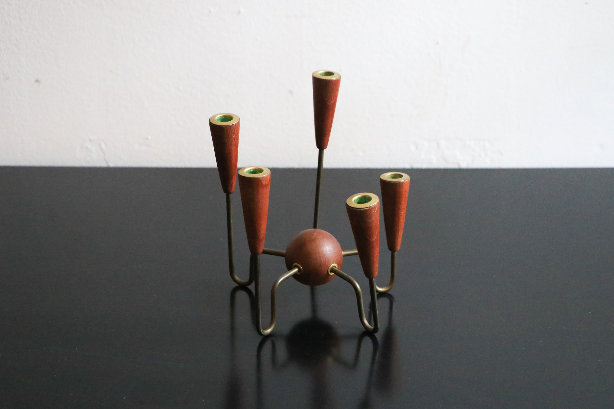 Five-Tier Spider Candleholder