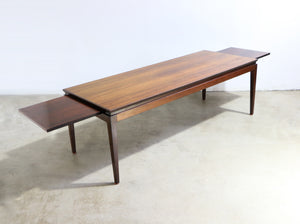 Teakwood Extendable Coffee Table