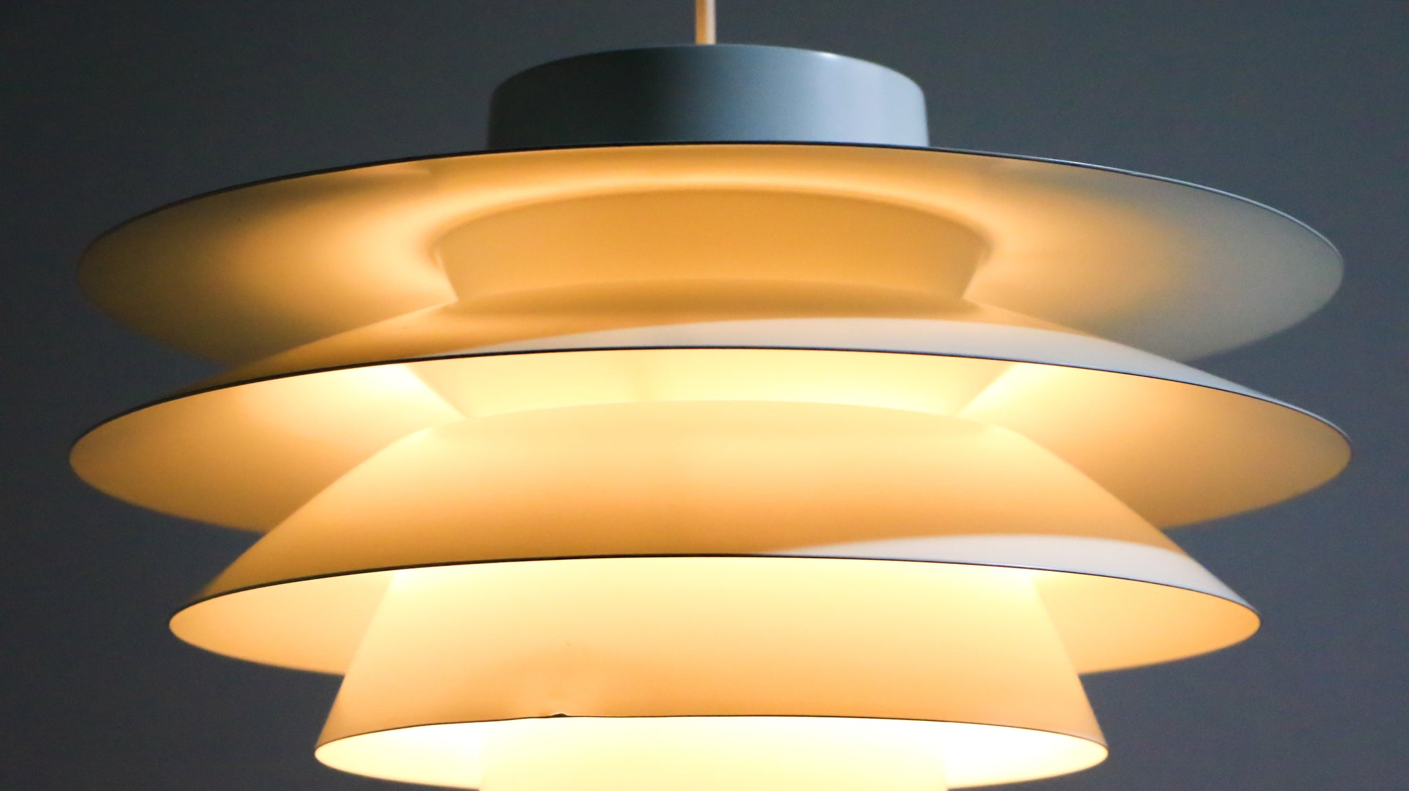 "Sven Middleboe ""Verona"" Pendant Lights"