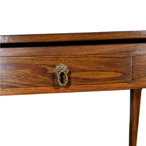 Antique Danish Console Table