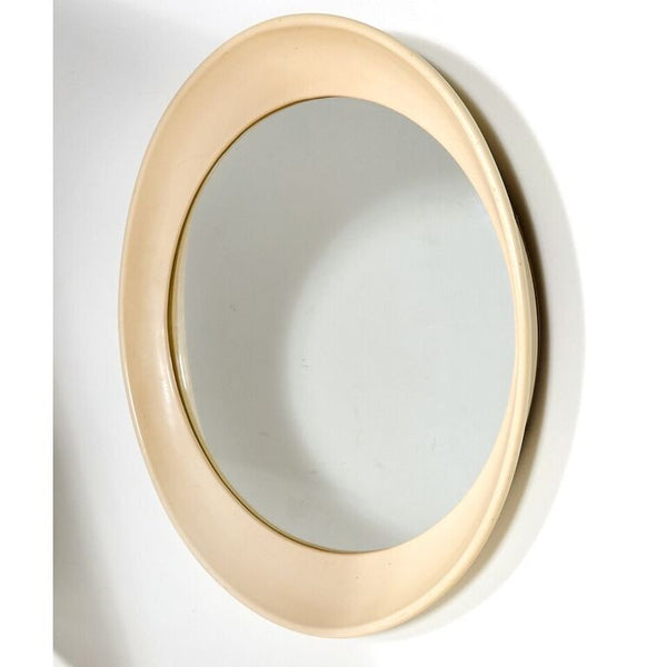 Simple Oval Mirror, Pearlesque