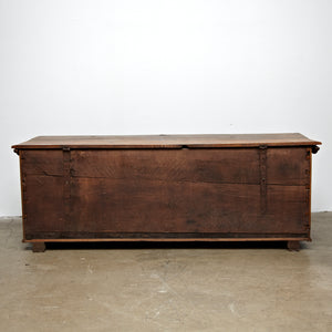 Early 18th Century Marriage Chest