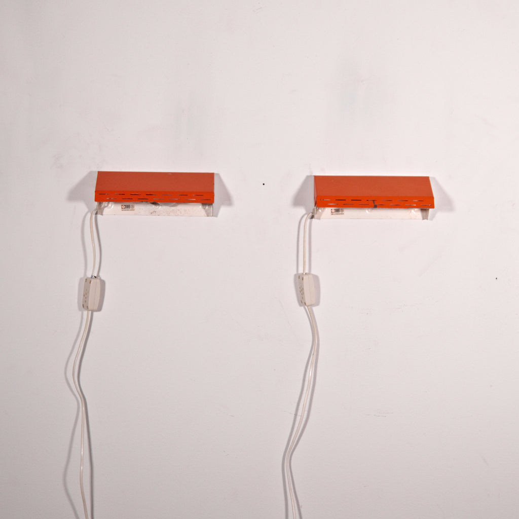 Pair of Wall Sconces  Denmark by  knud christiansen