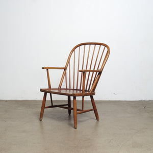 1900s Swedish Winsor Design Chair