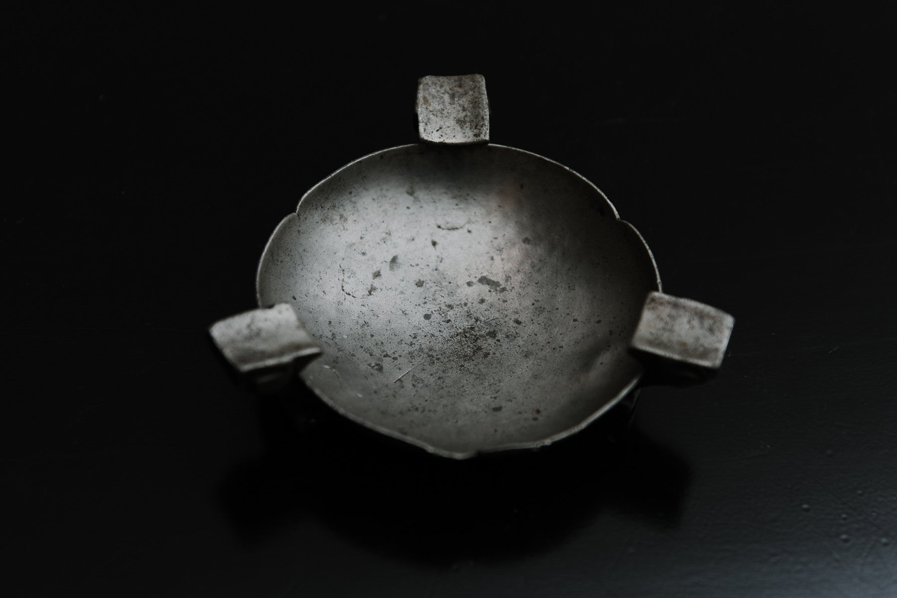 Iron Incense/Candle Bowl