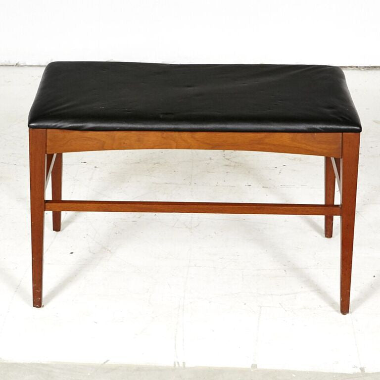 Small Vynal Bench