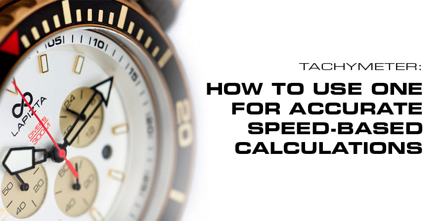 Tachymeter: How to Use One for Accurate, Speed-Based Calculations