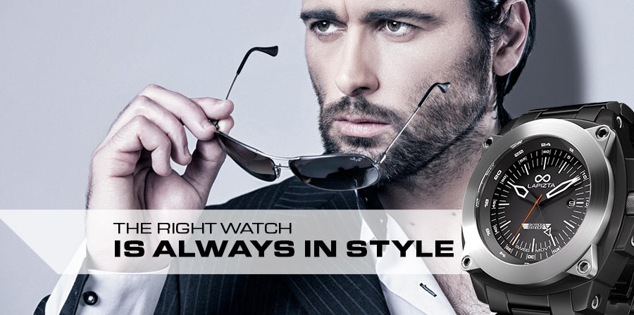 The Right Watch is Always in Style