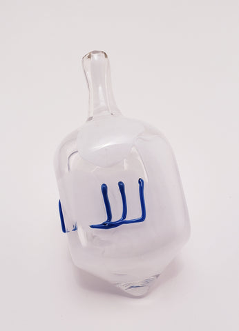 Custom Glass Dreidel