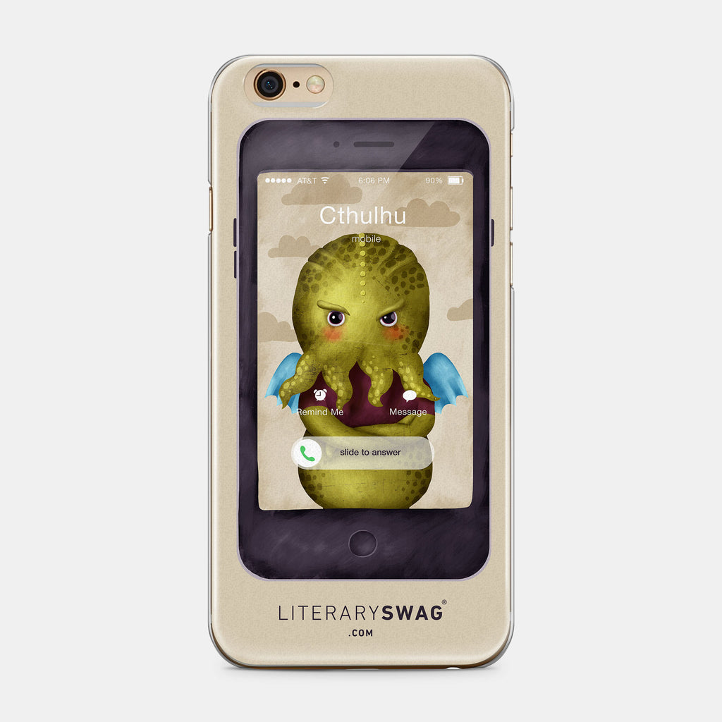 Call of Cthulhu iPhone Case - LiterarySwag
