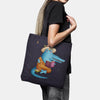 Eat Prey Love Tote Bag - LiterarySwag