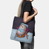 Harry Otter Tote Bag - Mister Bumbles Interactive - 2