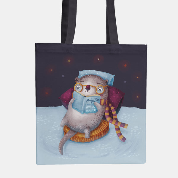 Harry Otter Tote Bag - LiterarySwag