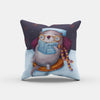Harry Otter Pillow - LiterarySwag