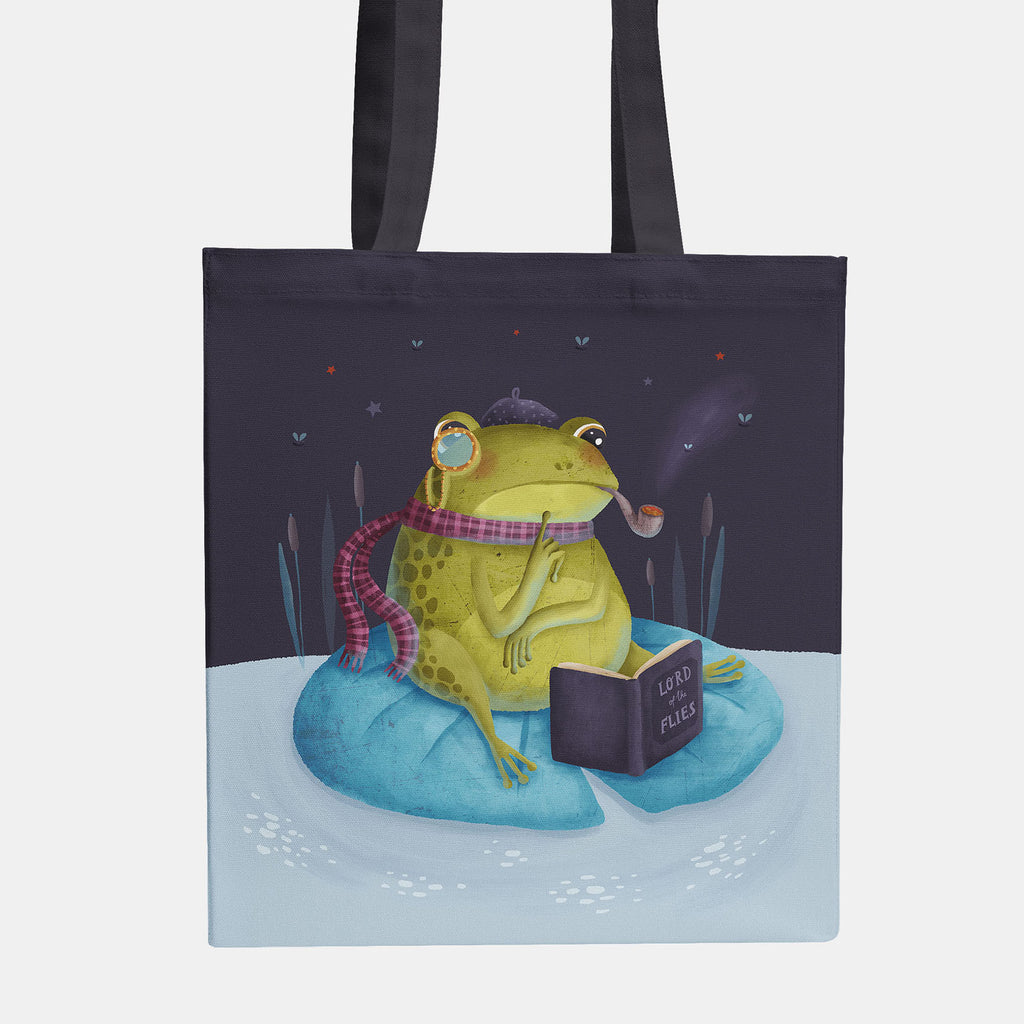 Lord of The Flies Tote Bag - LiterarySwag