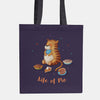 Life of Pie Tote Bag - LiterarySwag