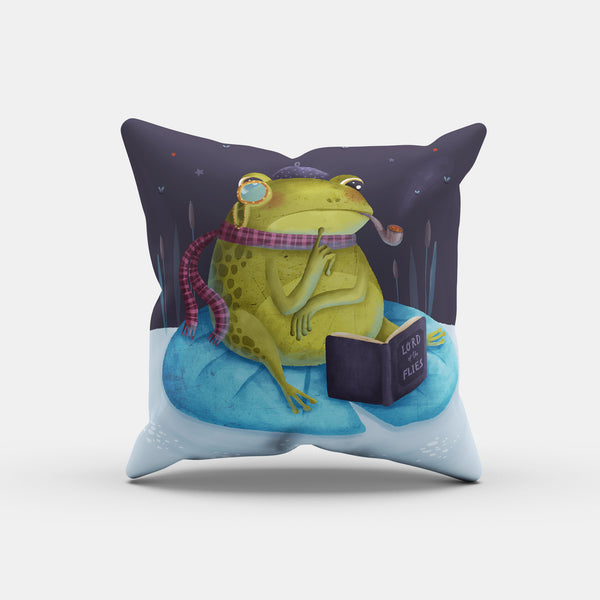 Lord of the Flies Pillow - LiterarySwag