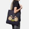 Tale of Two Sheep Tote Bag - Mister Bumbles Interactive - 2