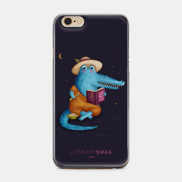Eat Prey Love iPhone Case - LiterarySwag
